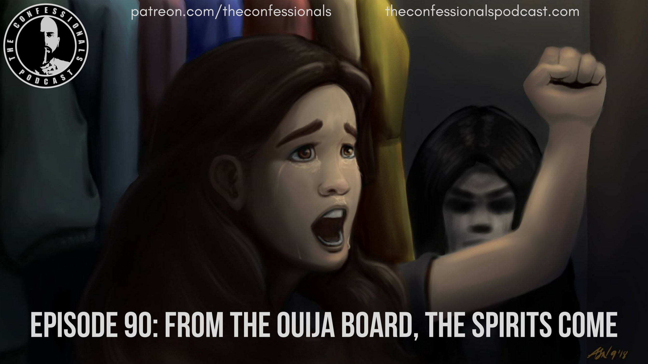 From the Ouija board, the spirits come.png