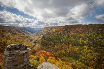 Appalachian Plateau.