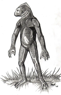 Image from    Cryptid Wiki.
