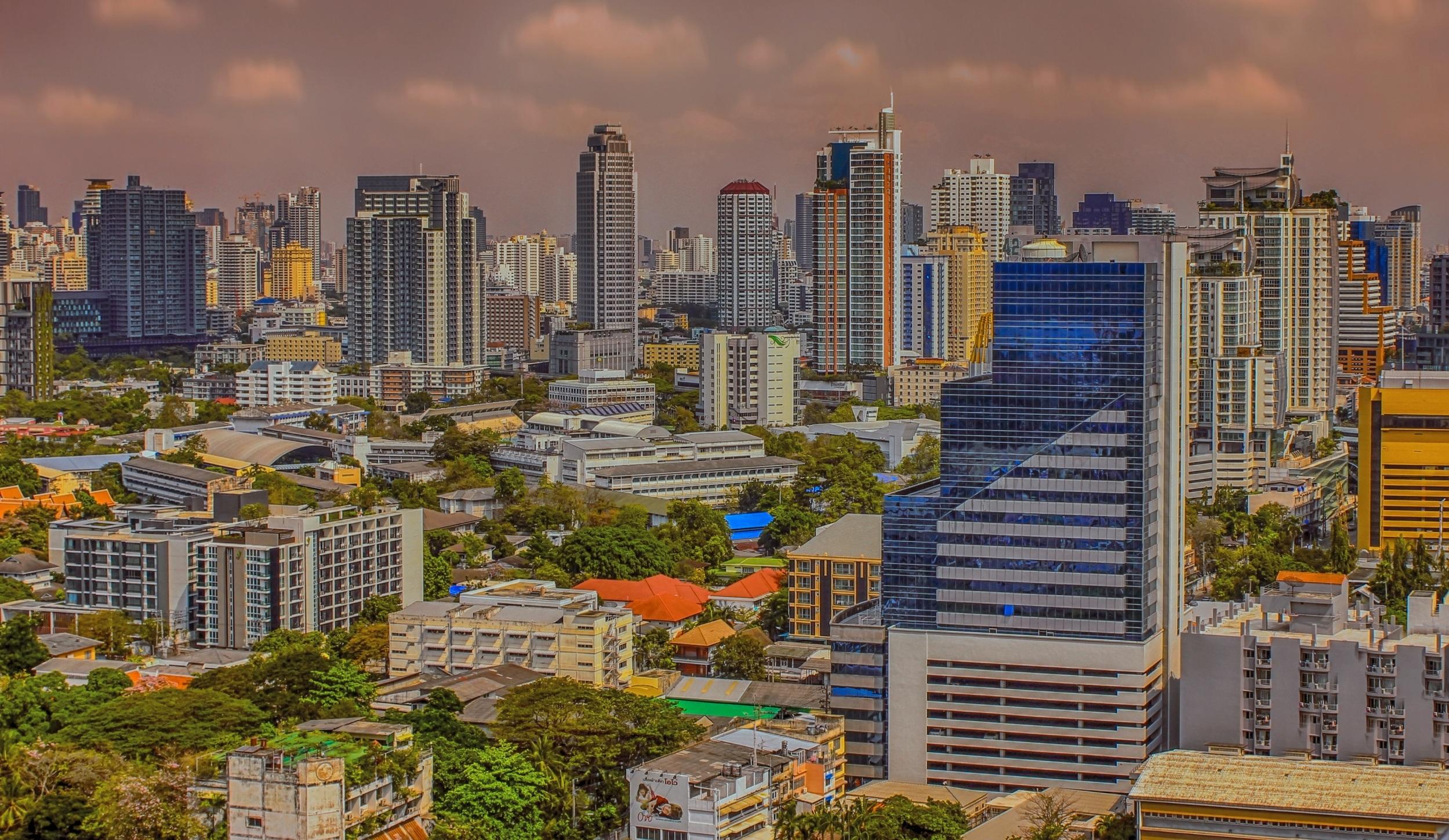 Bangkok pre-flood