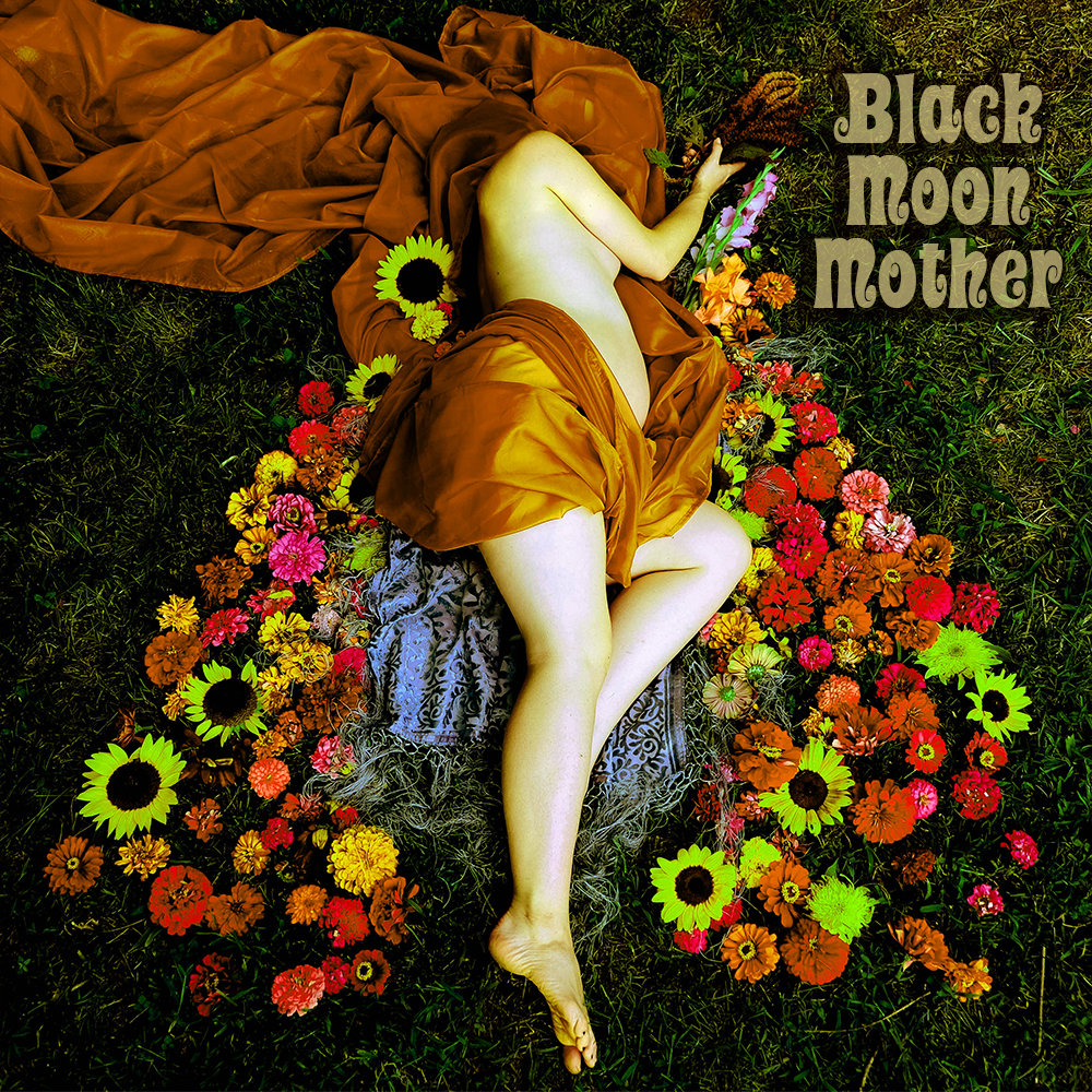 Black Moon Mother's debut album SEA OF DUST, photo by Lindsay Scott