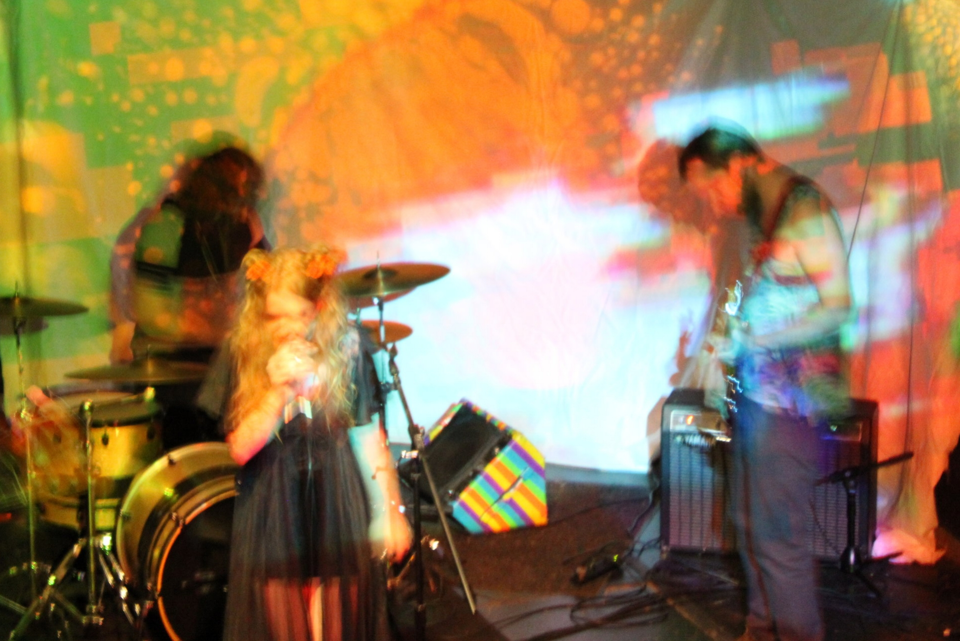Black Moon Mother's debut at The East Room