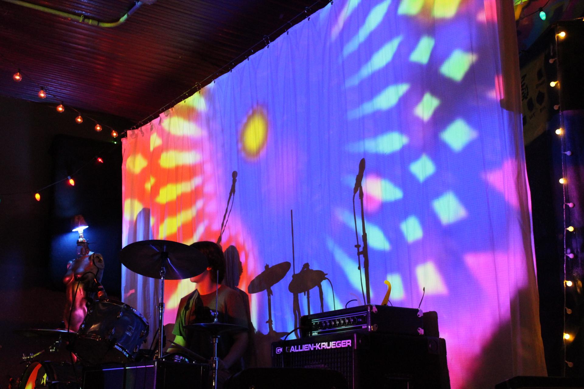 LABRYS LIGHT SHOW at THE COBRA NASHVILLE