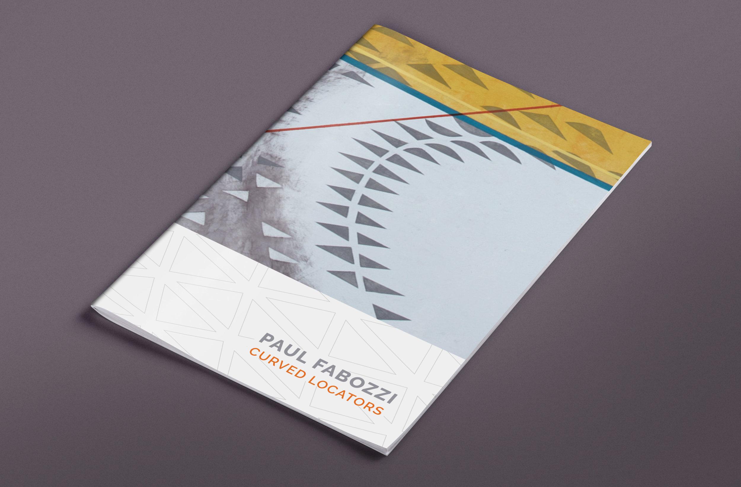 CURVED LOCATORS — PAUL FABOZZI  PRINT DESIGN