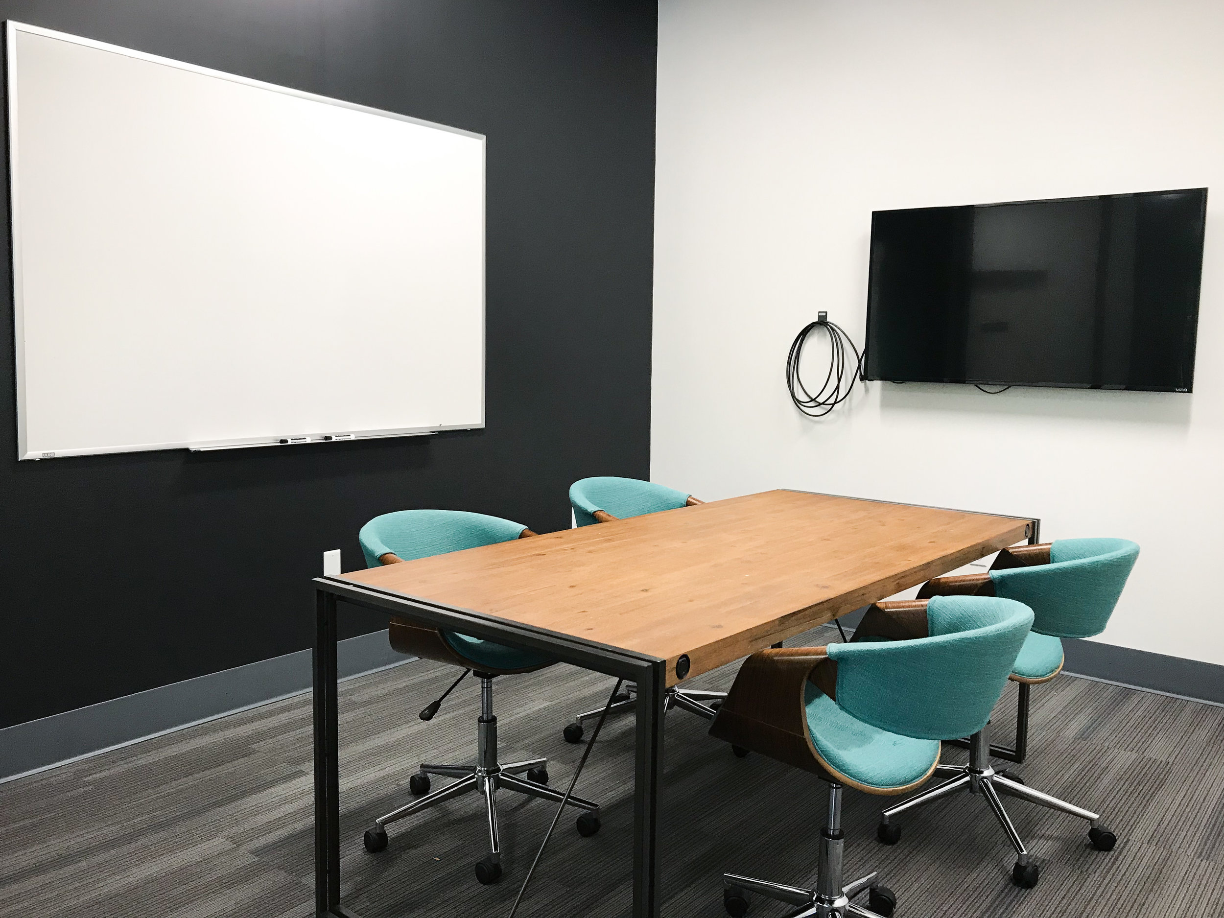 Meeting Rooms Colab Coworking