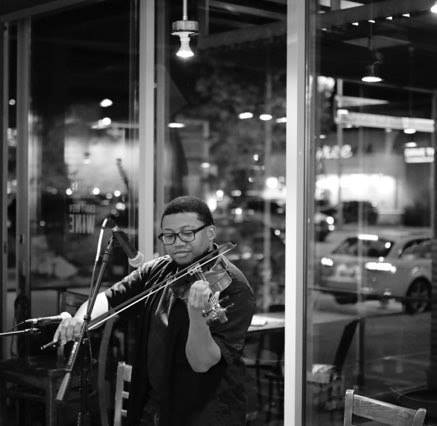 Michael Turnbo - at Crows Coffee