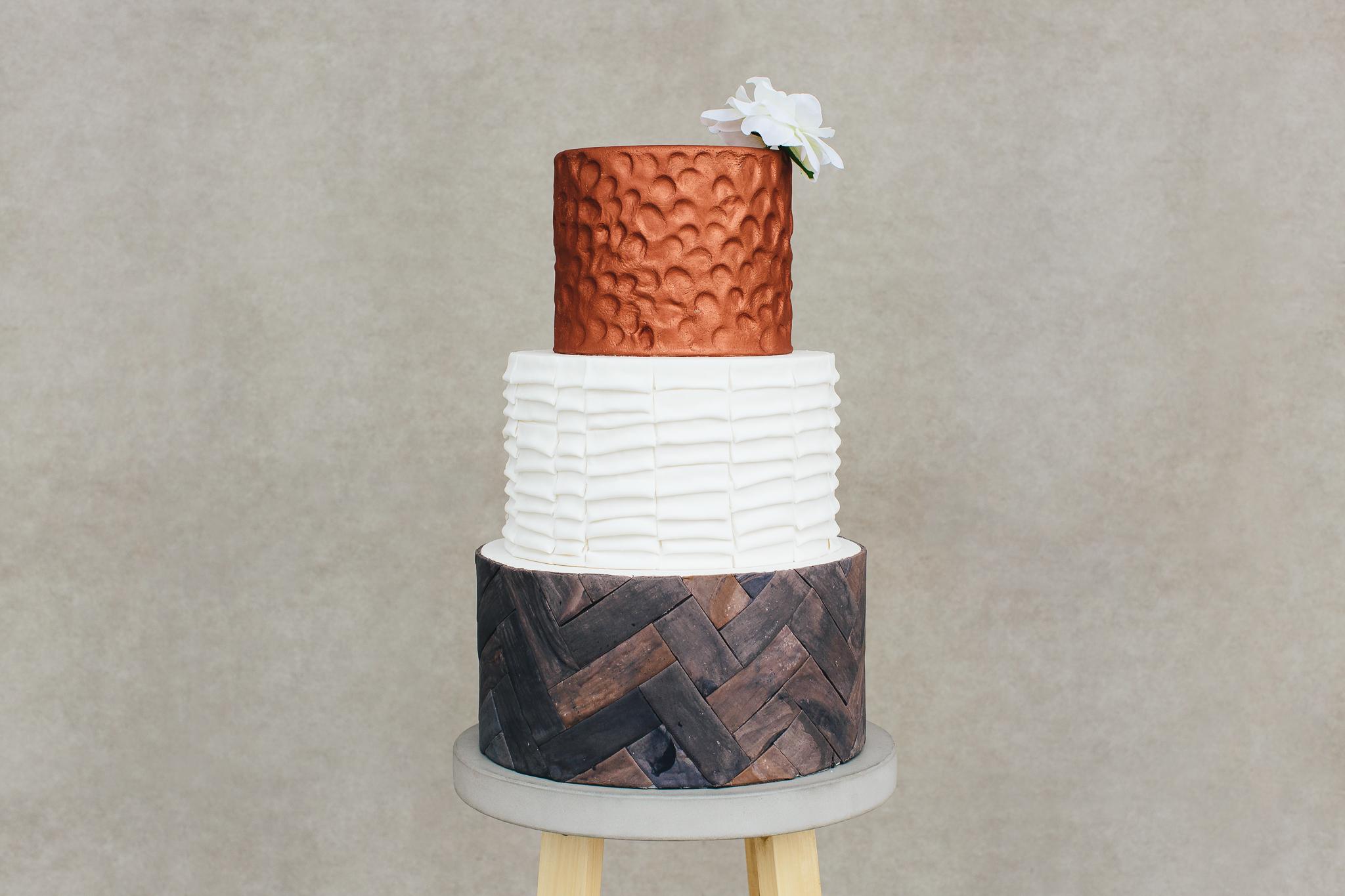 Cake Society Wedding Cake