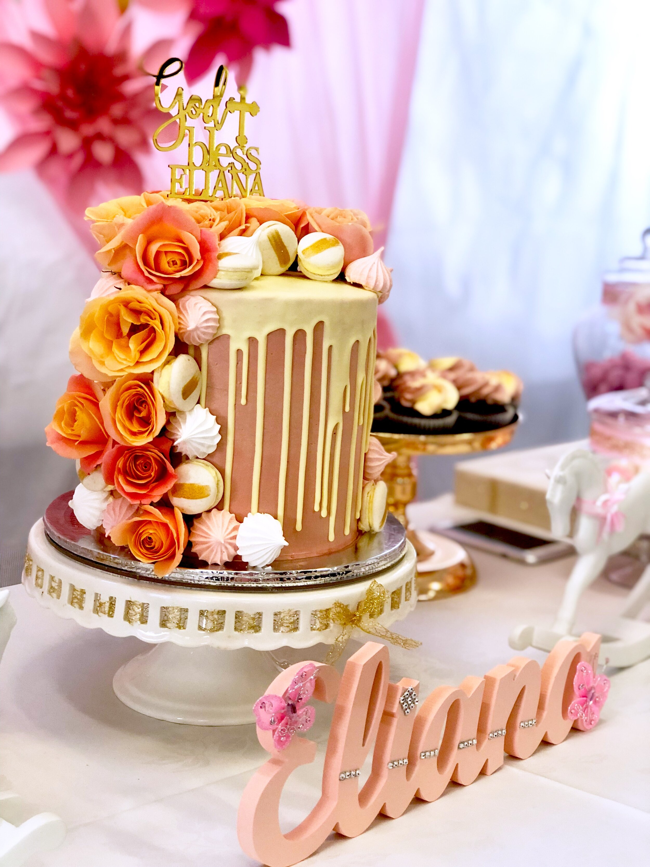 Cake Society Signature cake
