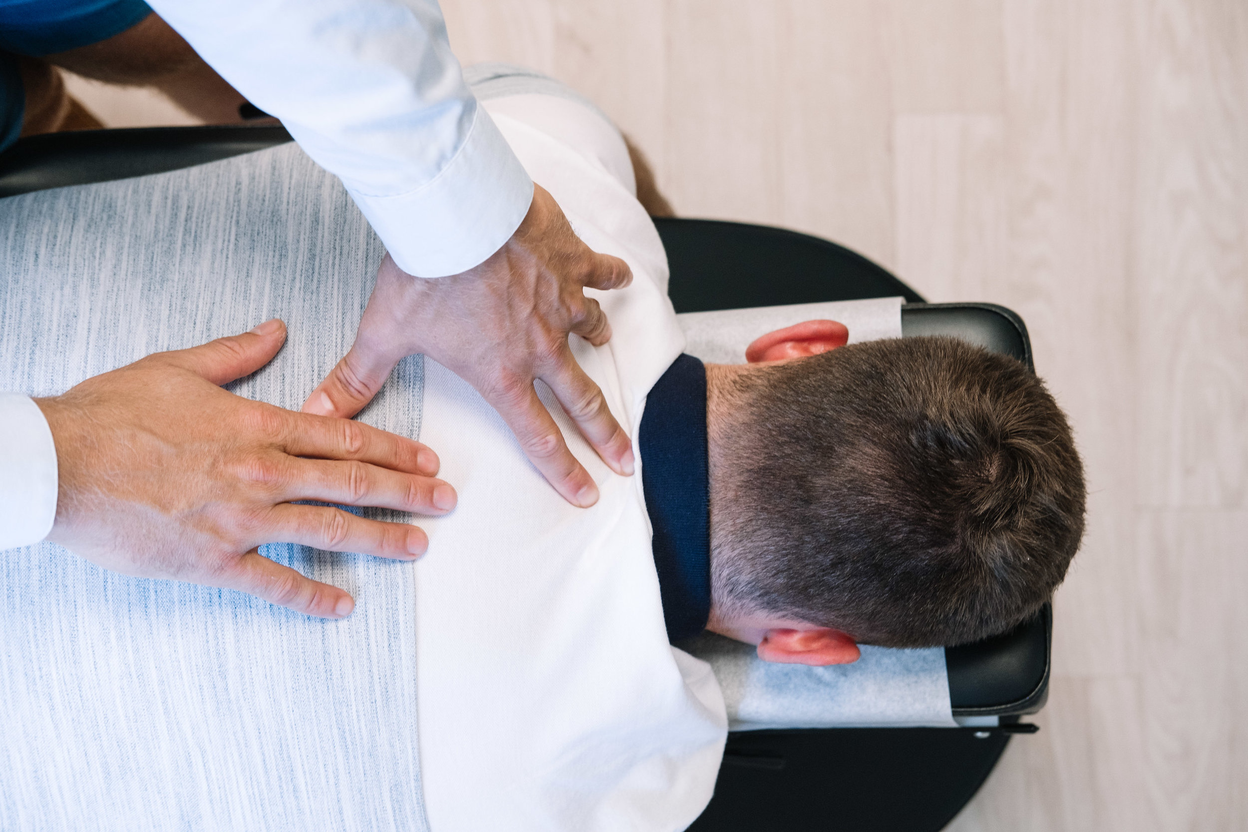 A hands-on approach to health — Human Health Chiropractic