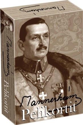 Mannerheimin pelikortit