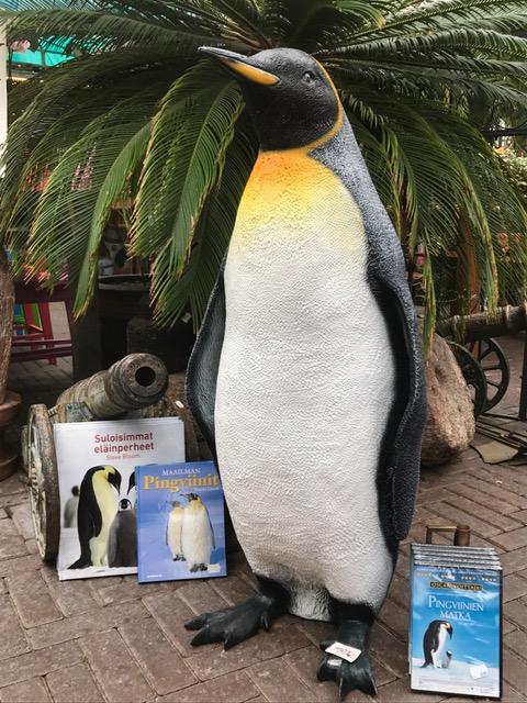 Pingviini patsas 480€