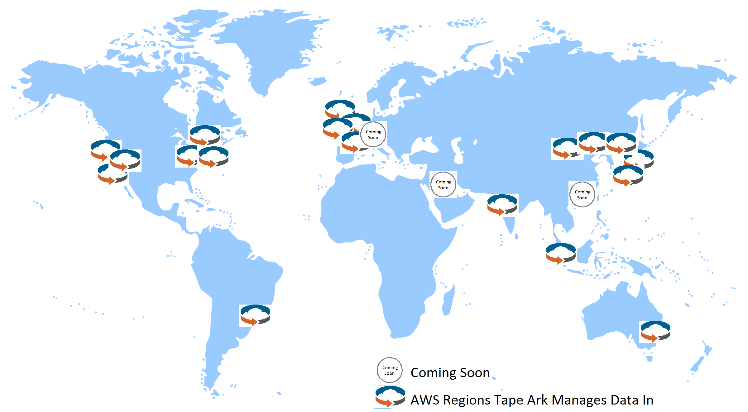 Tape Ark Map of World.png