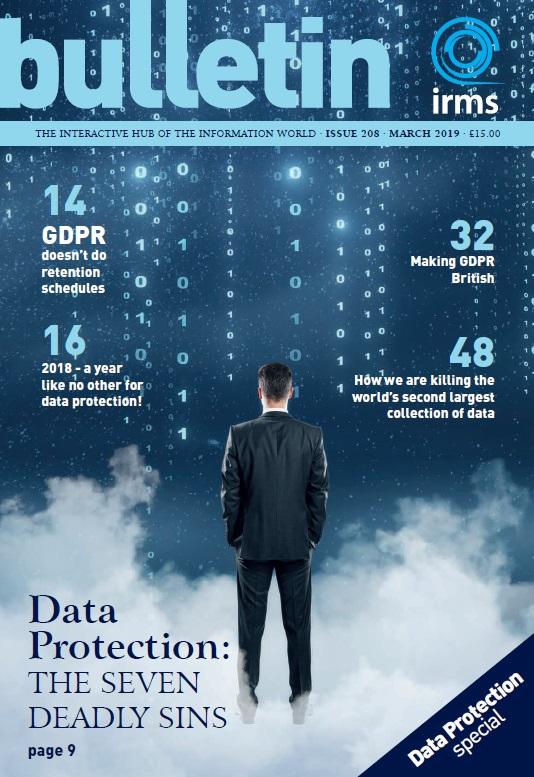 UK IRMS Bulletin March 2019_Cover.jpg