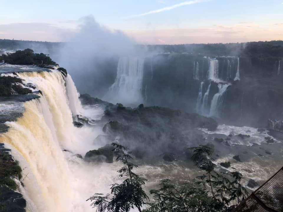 IGUASSU FALLS, BRAZIL COPYRIGHT: @MILGOS (INSTAGRAM)