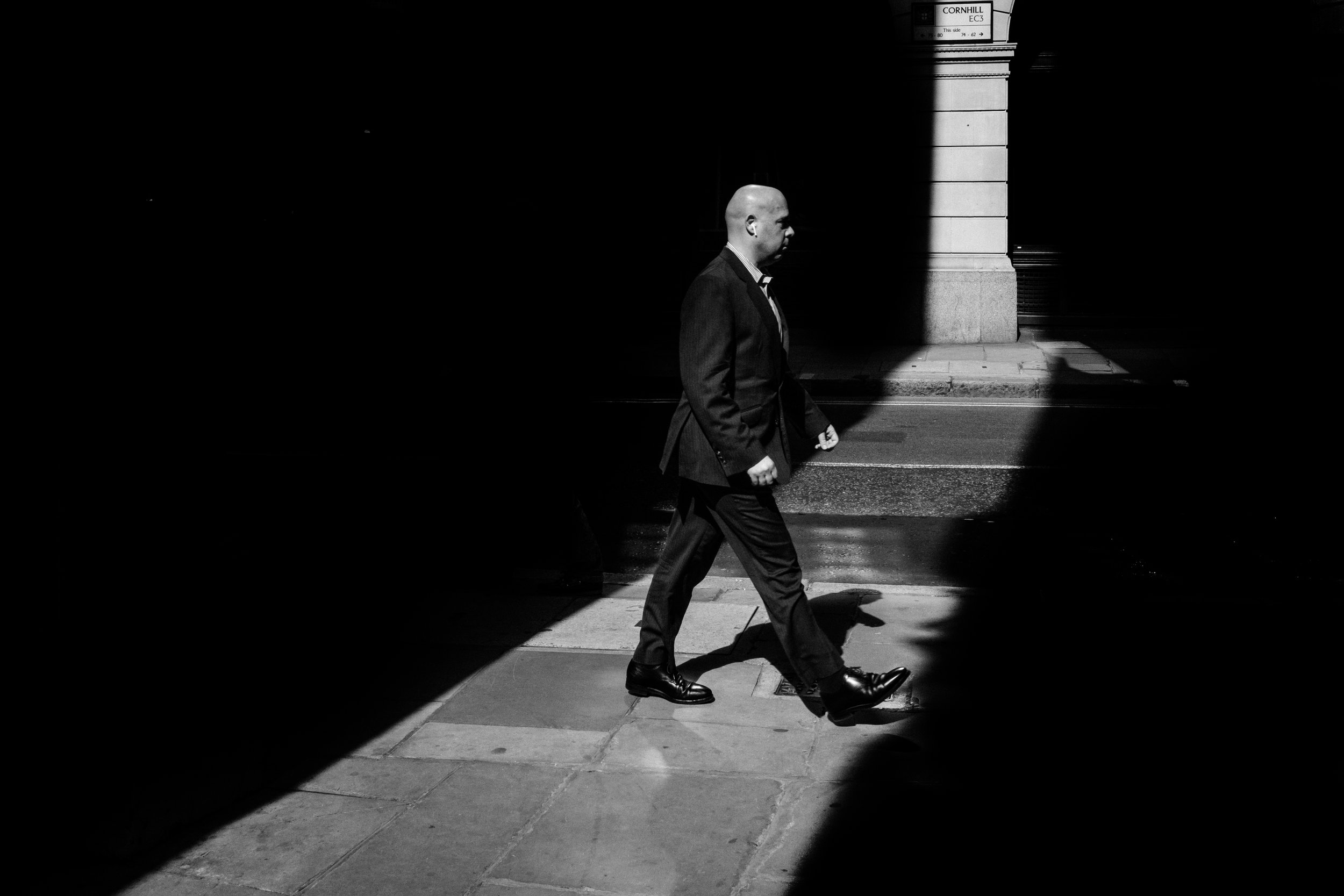 City stride - City of London, London 2018