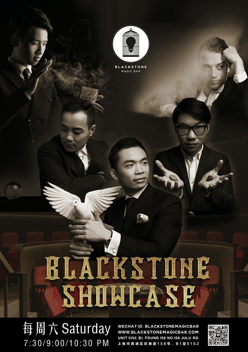 Blackstone LIVE - SHOWCASE