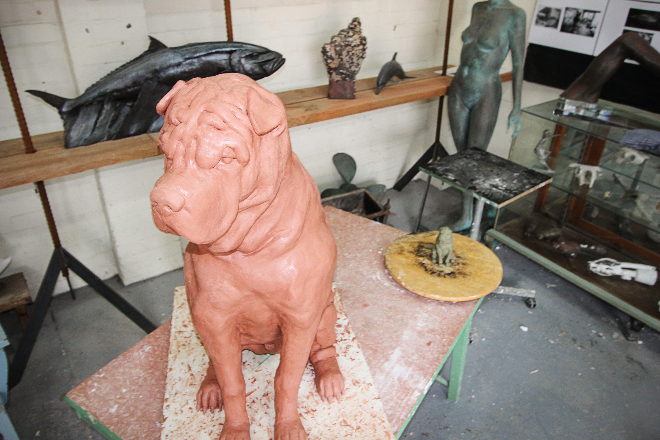 Commission Animal Figurative