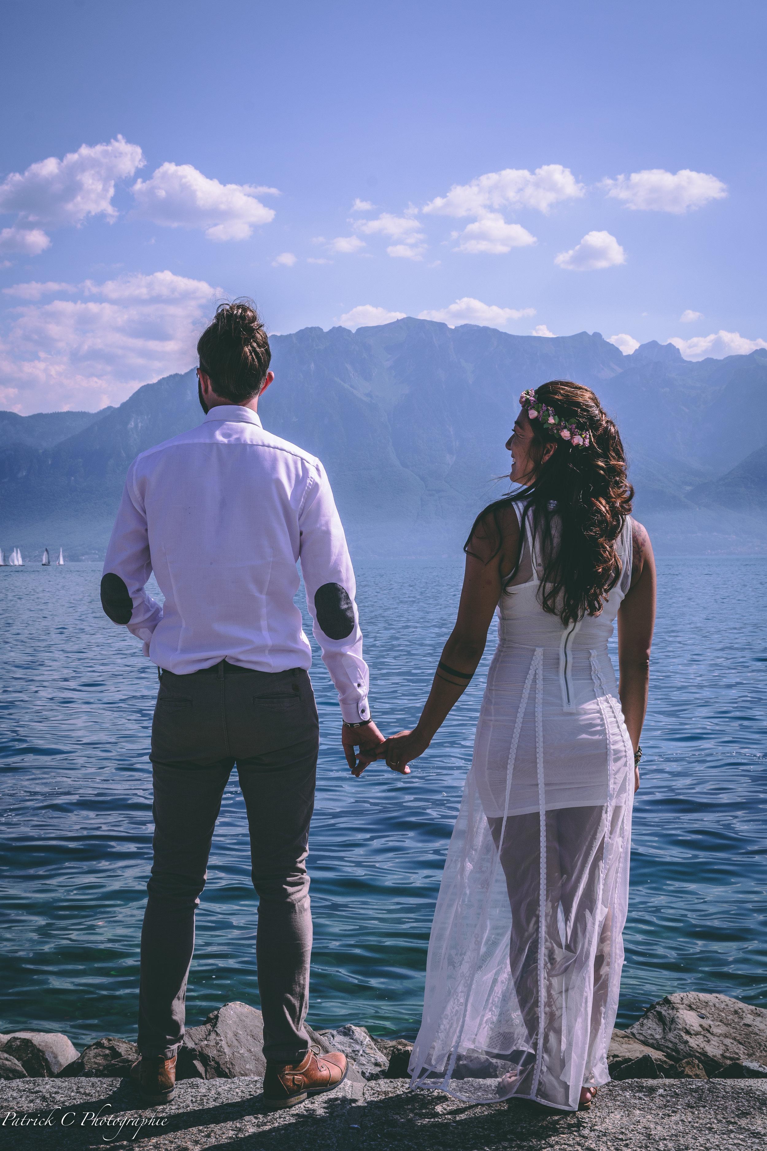 Mariage Suisse Vevey