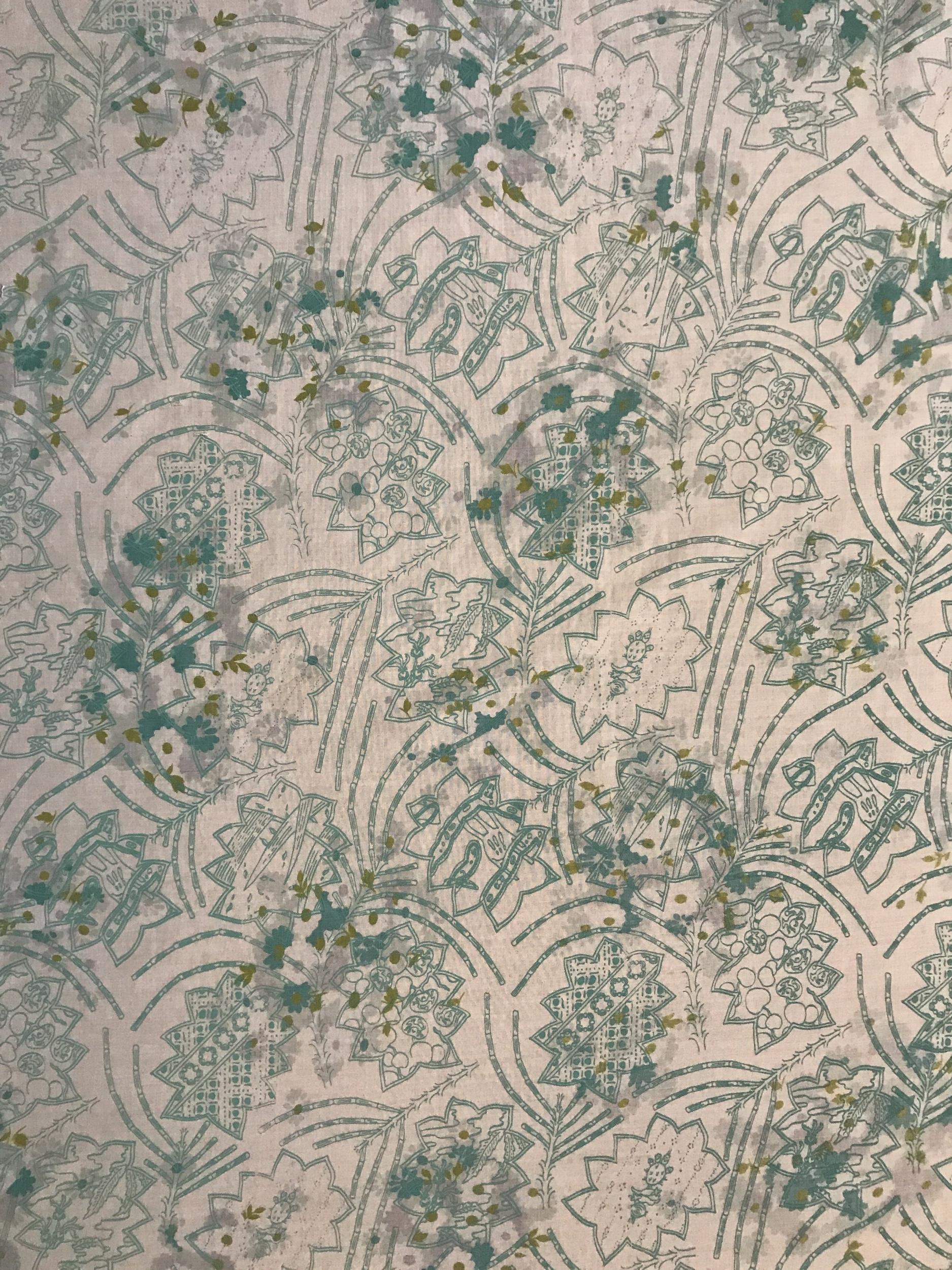 Dread Casuarina – Used Fabric