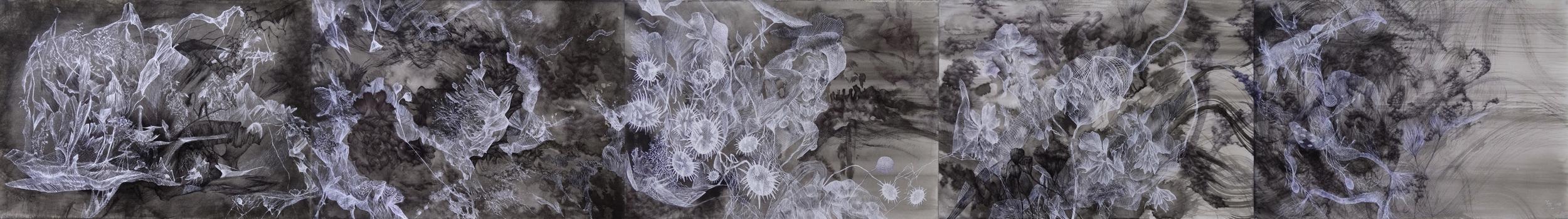 S.K.U.L.L. (Semi-schematic Kaleidoscopic Unreal Lilliputian Landscape)