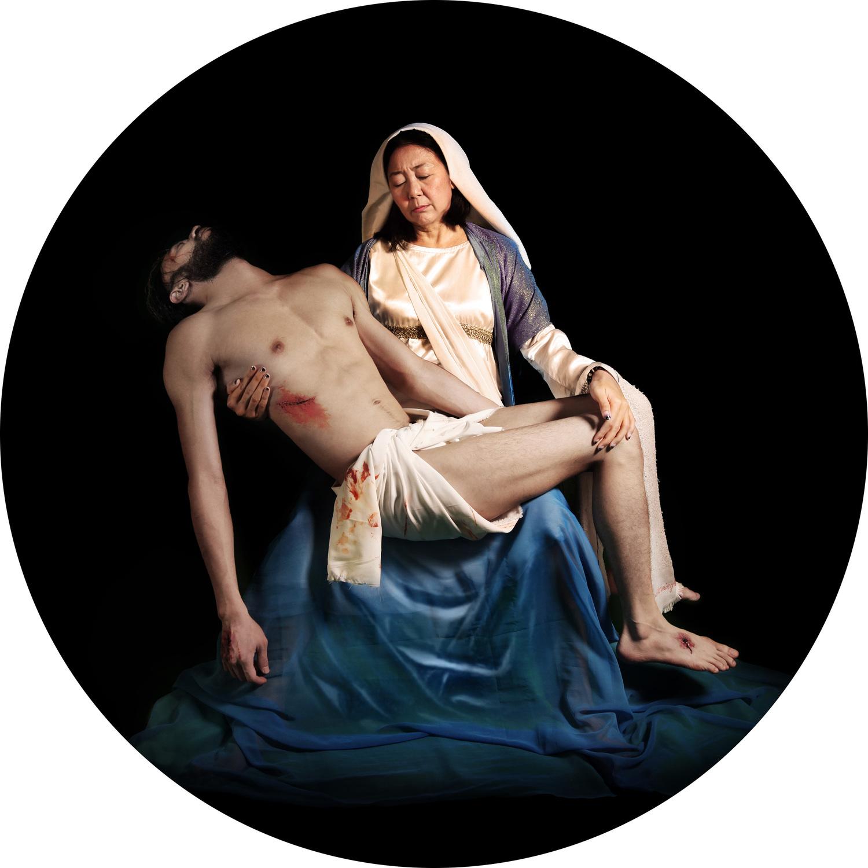 Madonna and Child (Pieta)