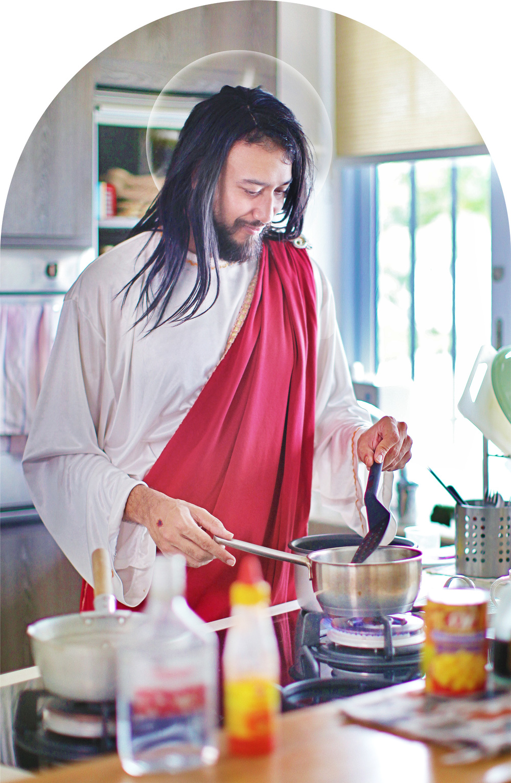 What's Cooking Jesus?