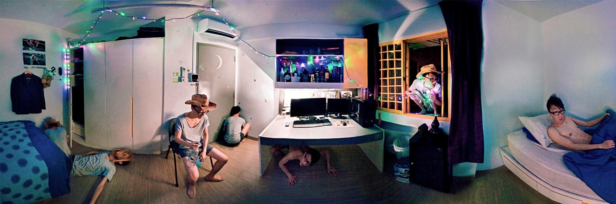 Panoramic - Room Series