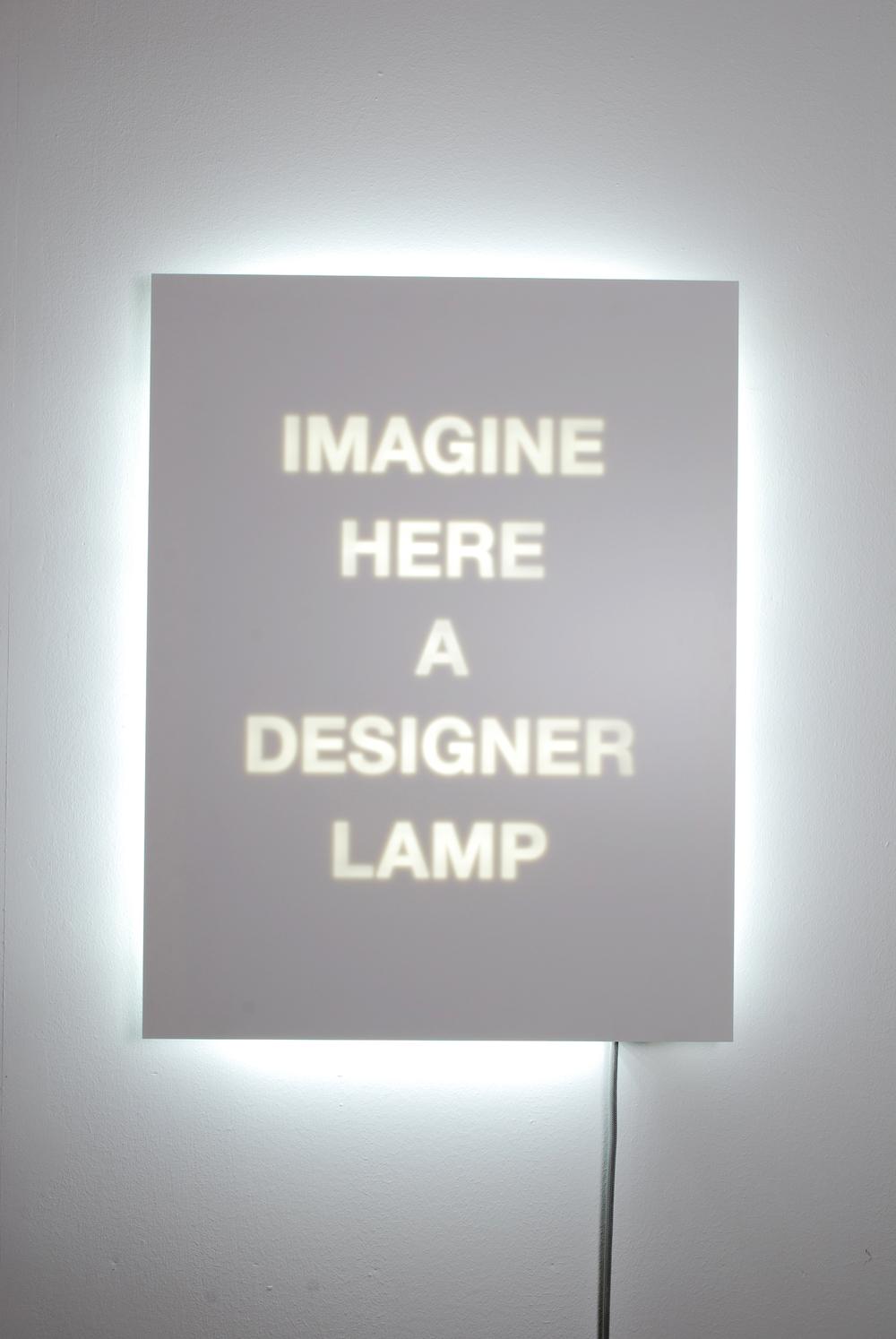 Imaginary Lamp