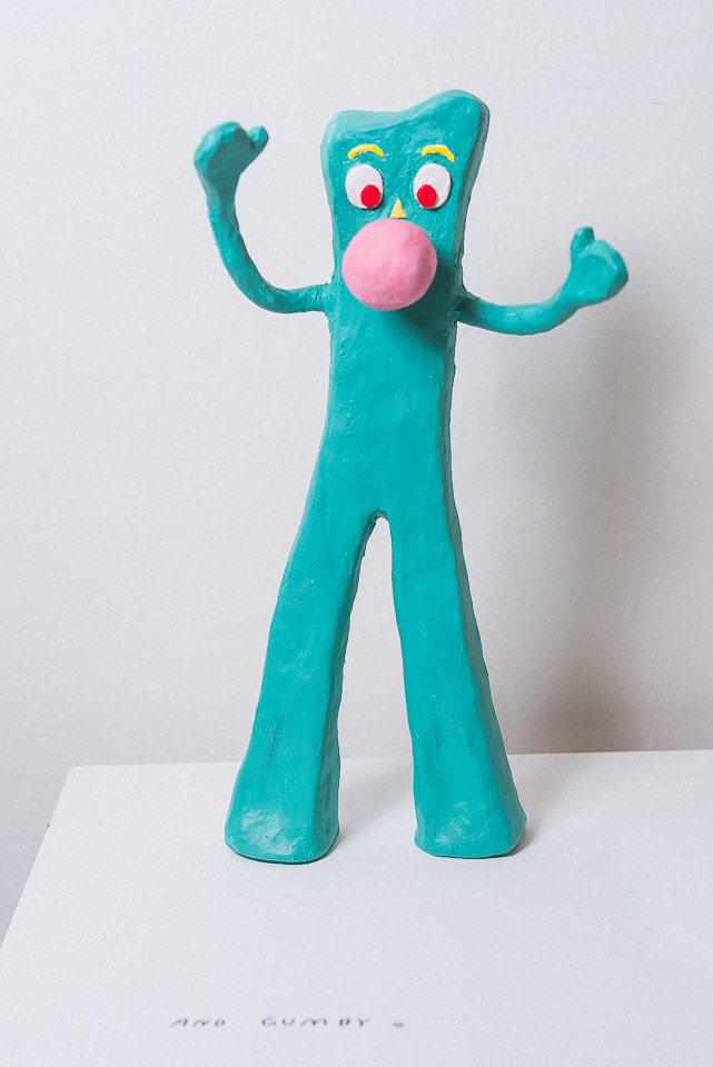 Bubble Gumby