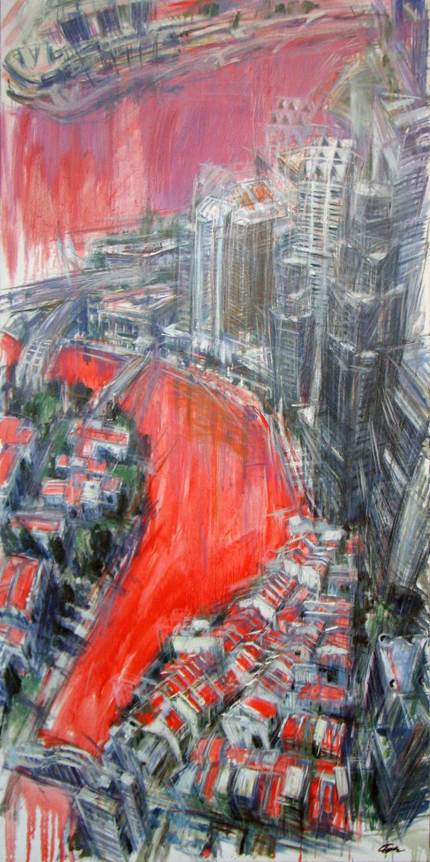 Horizons of change no.39 (Singapore River)