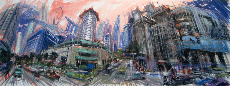 Horizons of change no.47 (Tang Plaza at Orchard Road)