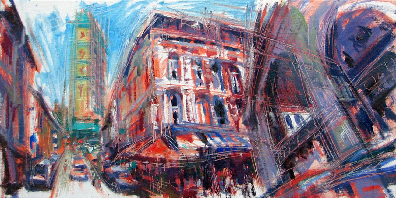 Horizons of change no.50 (Temple Street)