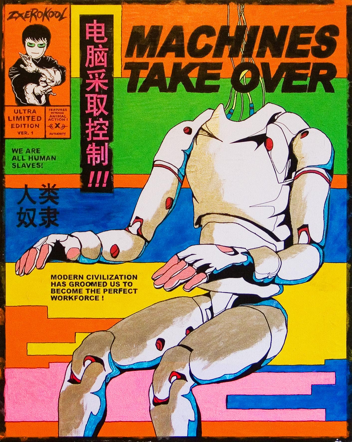 Machines Take Over