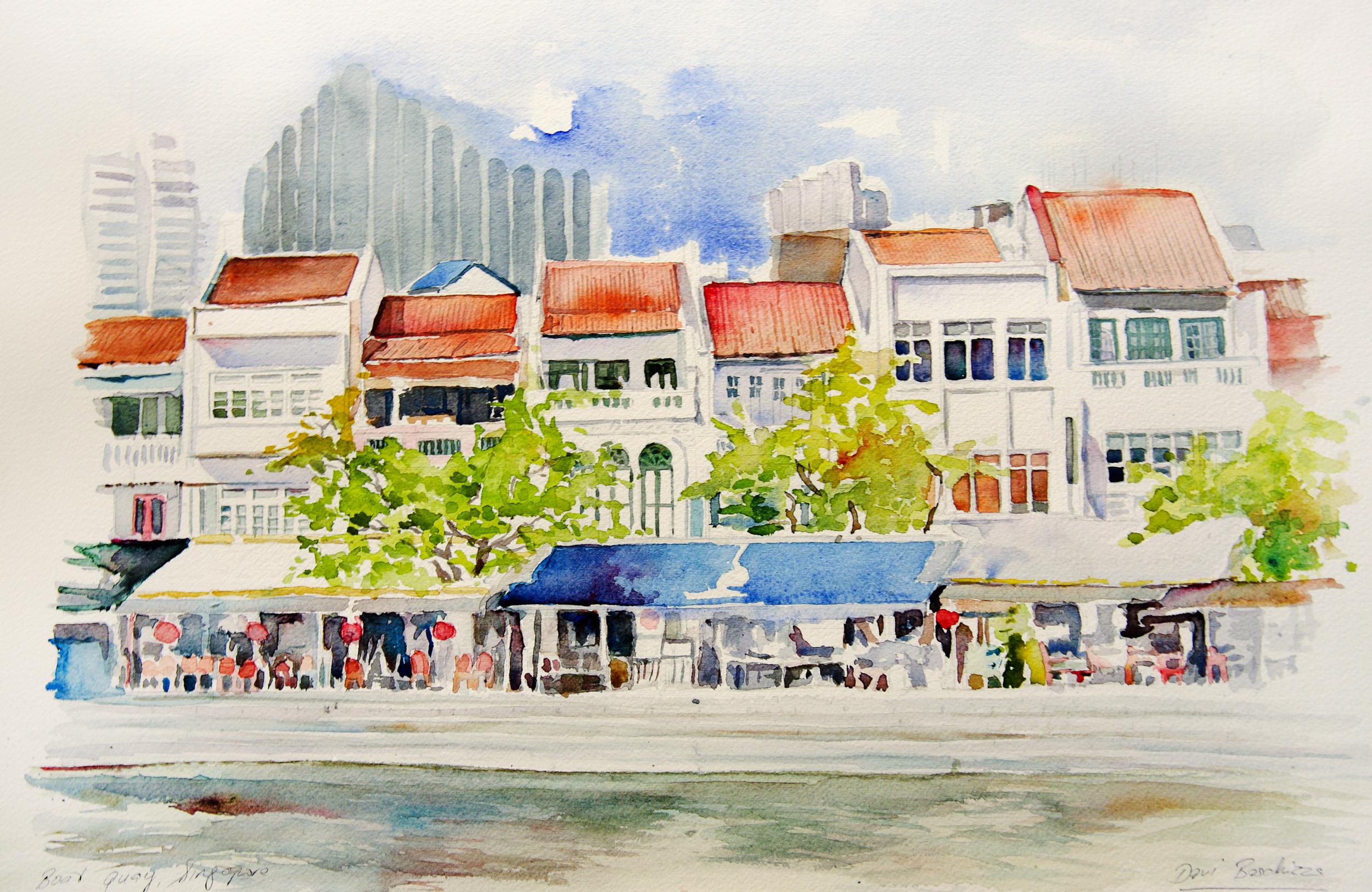 Boat Quay no. 1