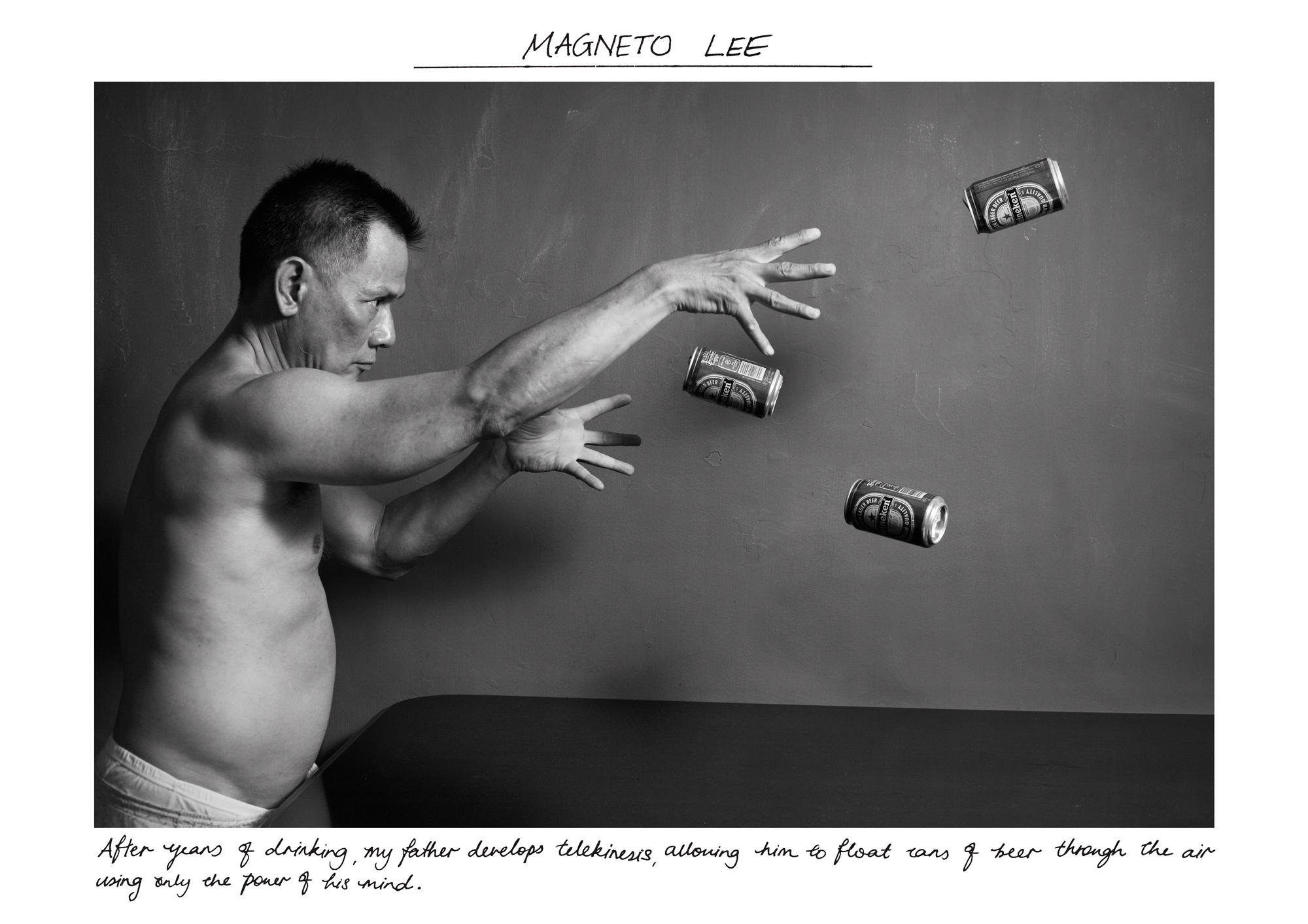 Magneto Lee