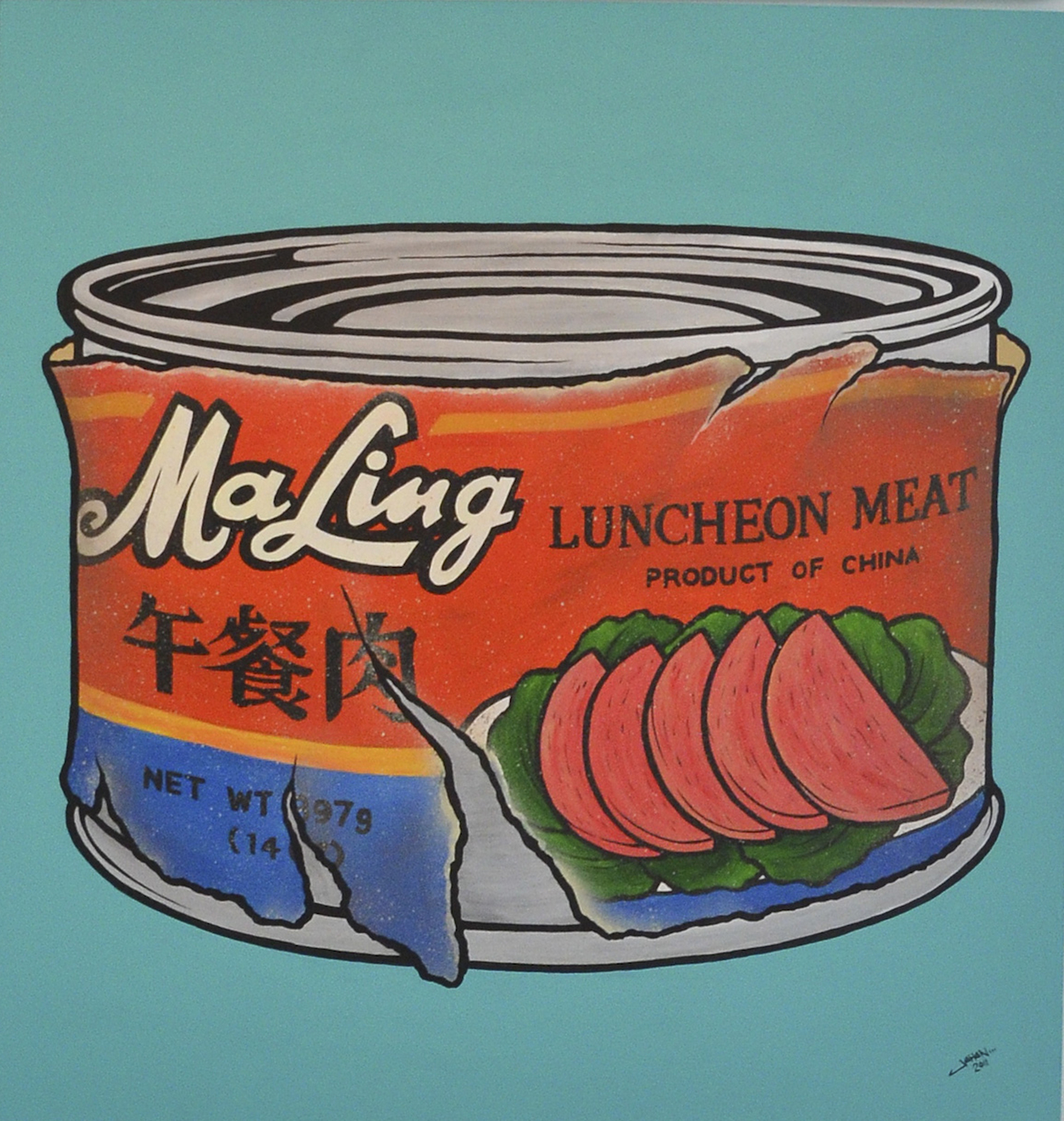 Luncheon Meat T