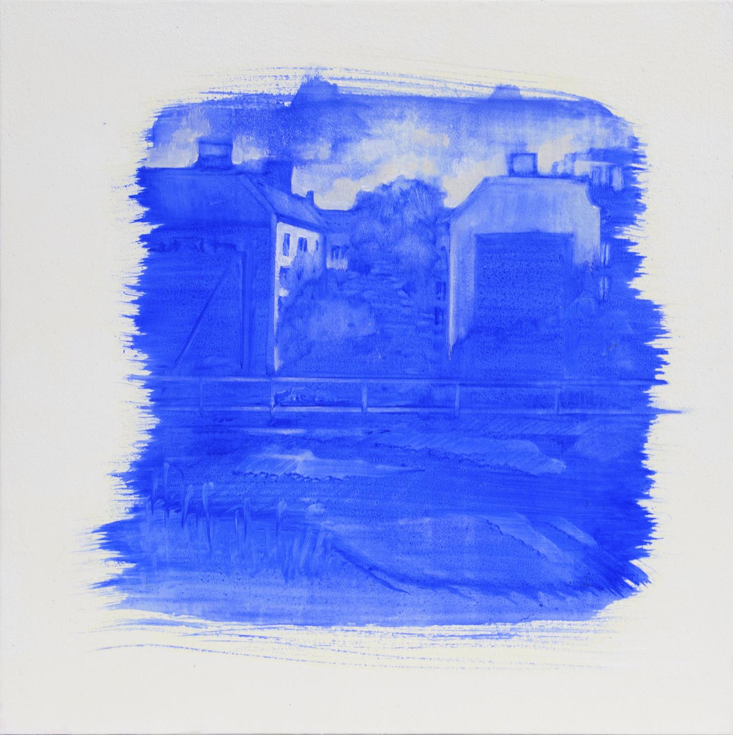 Harzerstrasse (blue)
