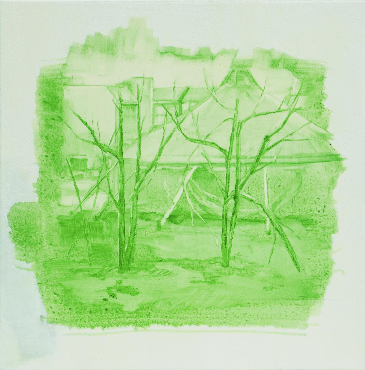 Harzerstrasse (green)