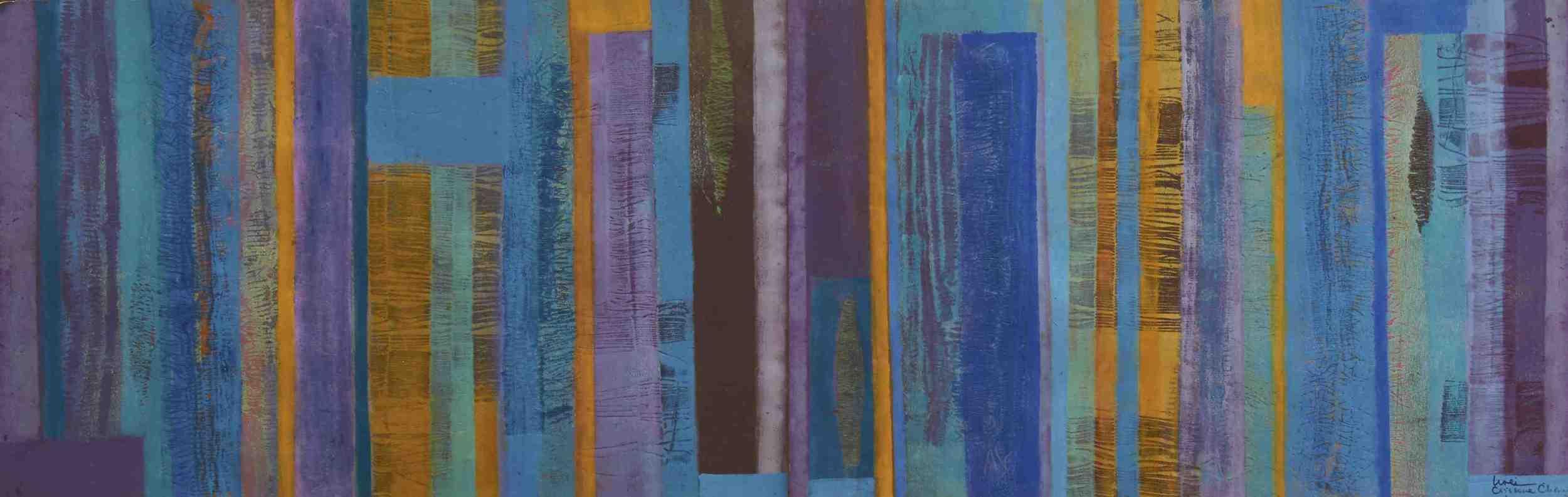 Weaving series: Weaving the Sky & Sea