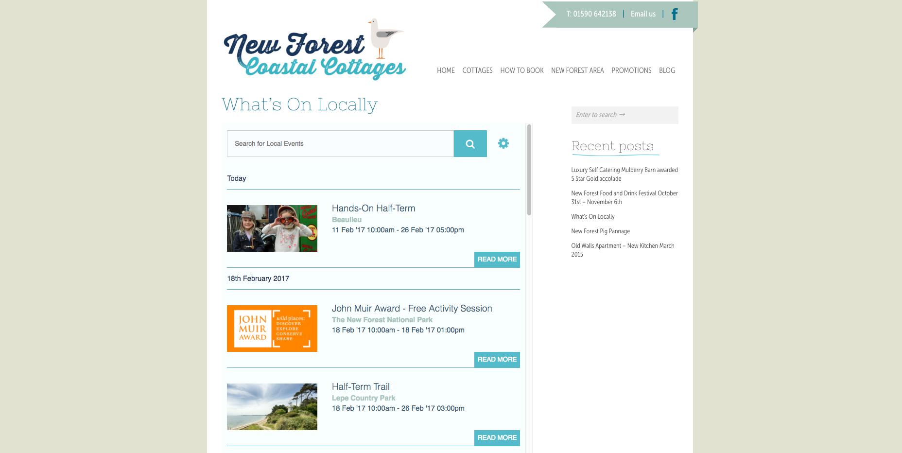New Forest Coastal Cottages Events Widget.png