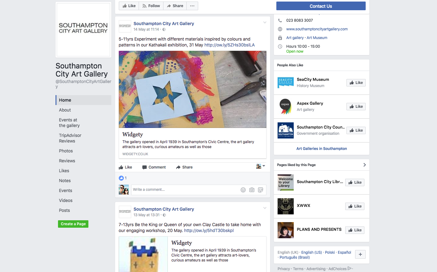 Southampton Art Gallery Share Widgety Event Page.png
