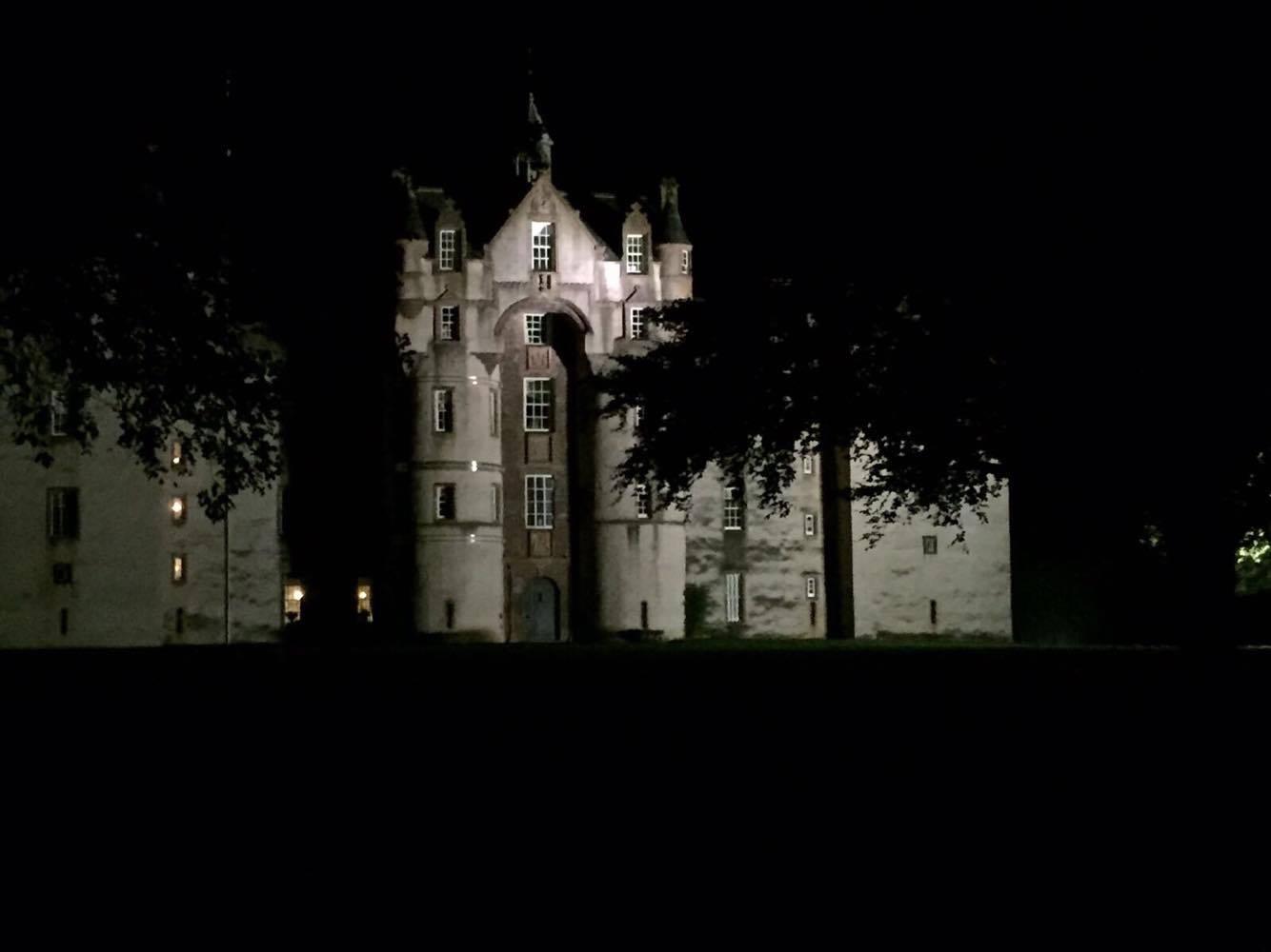 Fyvie Castle at Night.jpg
