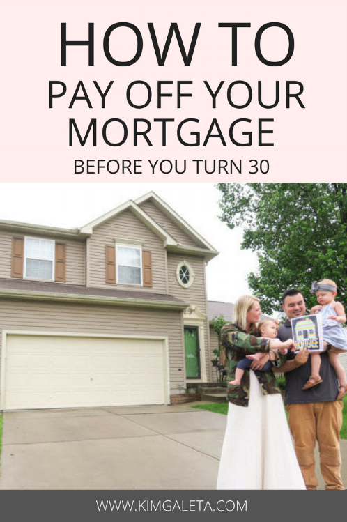 Learn how to pay off your mortgage early and experience 100% debt freedom. This family shares their frugal living tips, side hustle accomplishments and passion for getting out of debt.