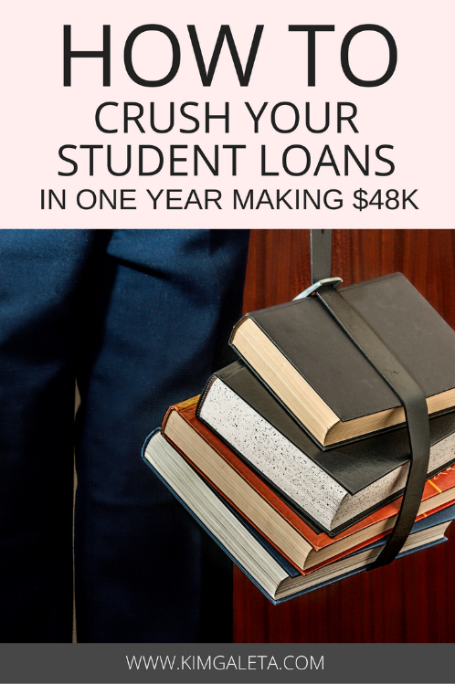 Burdened by your student loans? Learn how to pay off your student loans quickly with these tips. Gain financial freedom.