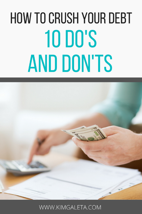 Want to know how to pay off debt? Check out these 10 debt payoff tips.