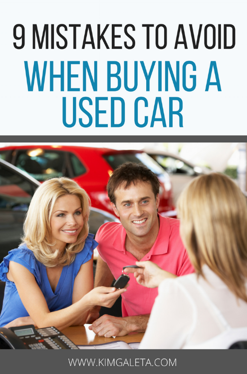 Buying a used car? Be sure to check out these tips for buying a used car that can save you money.