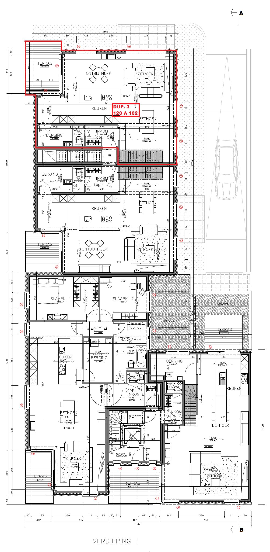 Duplex 3 120 A 102 Grondplan 1e verdieping.png