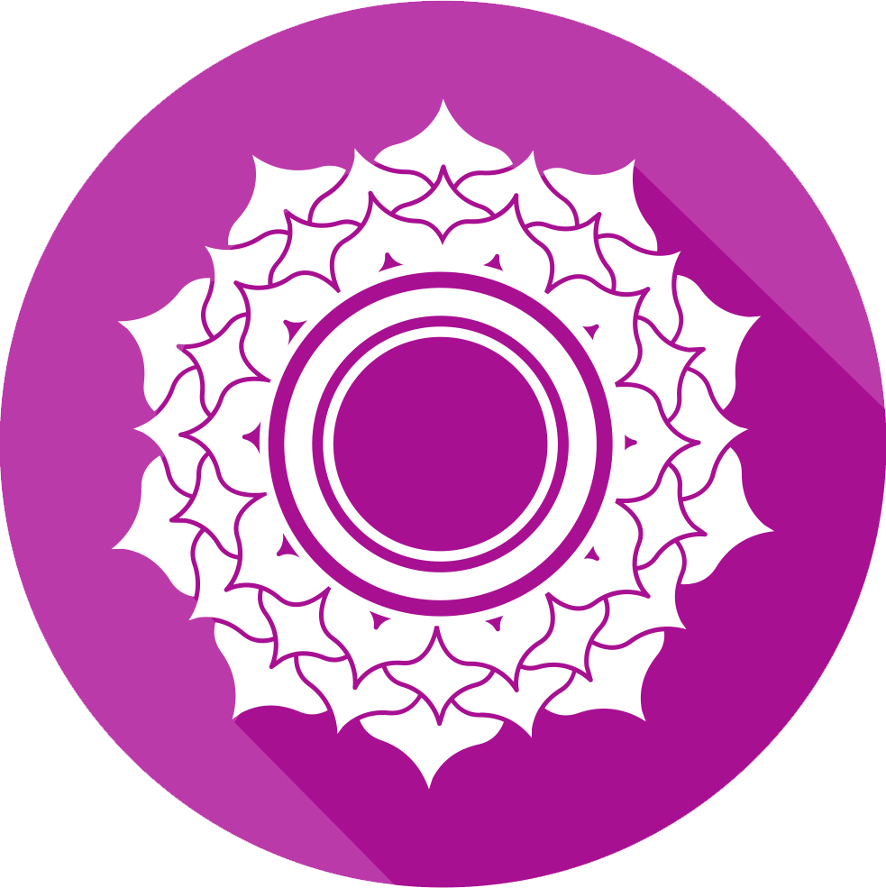 Balancing the Crown Chakra and Crown Chakra Symptoms