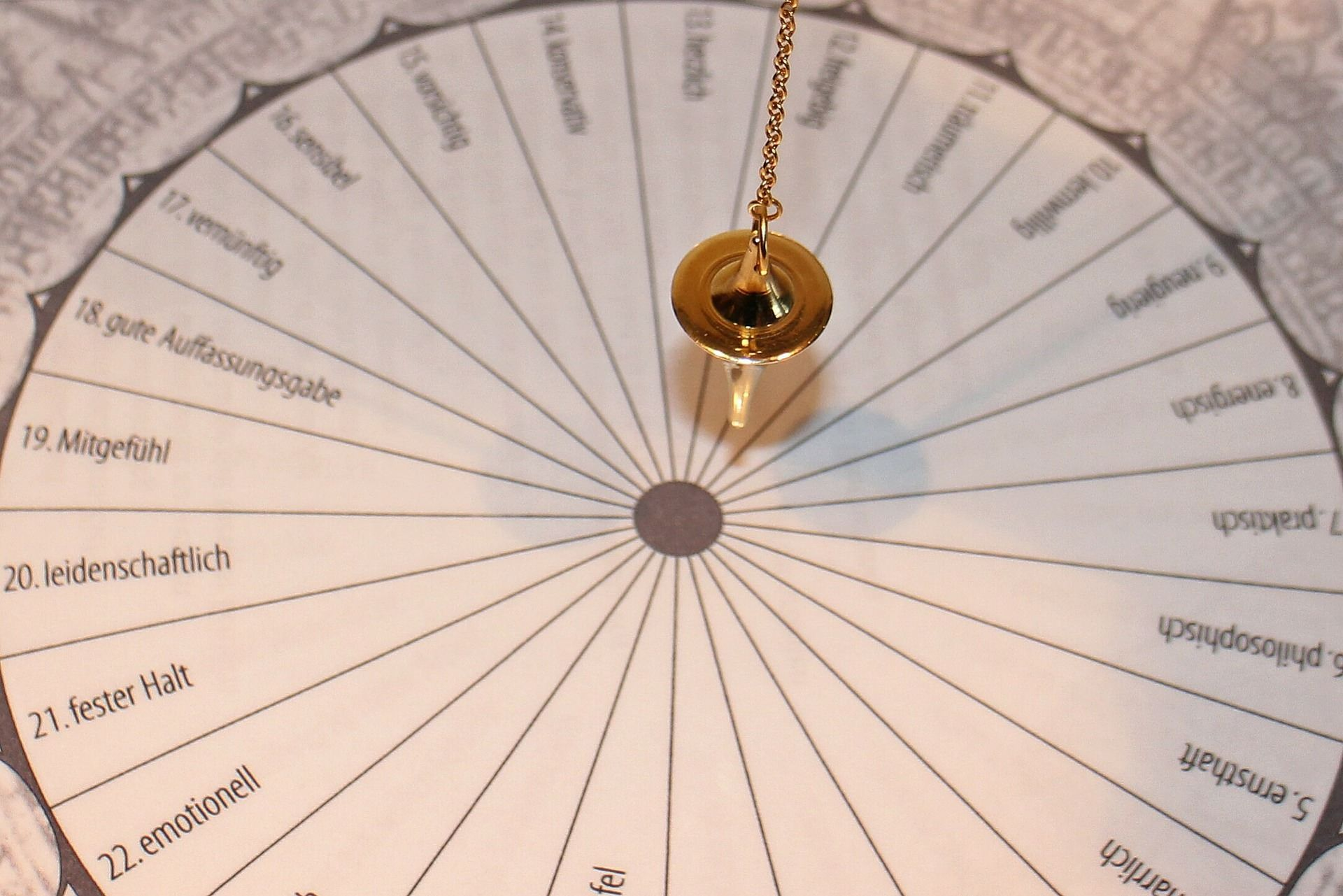 What is a pendulum?