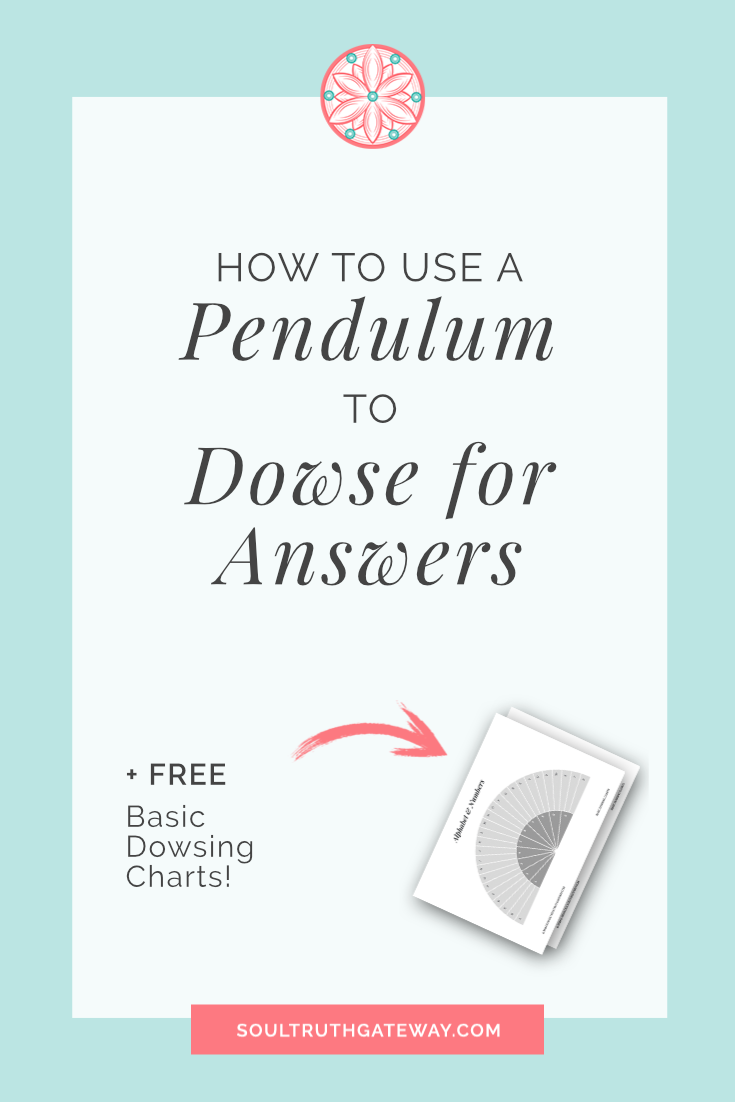 How to Use a Pendulum to Dowse for Answers